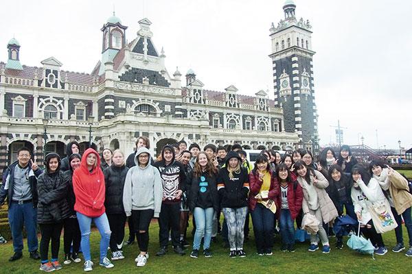 ニュージーランド短期留学